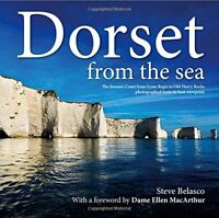 Dorset from the sea: souvenir edition by Steve Belasco Book The Cheap Fast Free