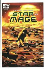 STAR MAGE # 5 (IDW, 1st PRINT, DE LA TORRE/CESPEDES, AUG 2014), NM NEW