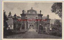 (110813) AK Lembeck i.W., Eingang zum Schloss, 1942
