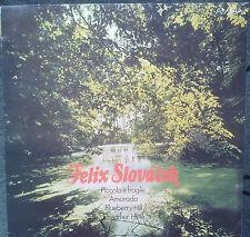 Felix Slováček - Felix Slováček /LP/