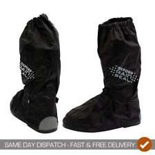 Oxford Rainseal Rain Waterproof Motor Bike Motorcycle Overboots Boot Covers