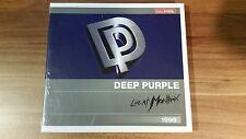 Deep Purple Live at Montreux (2011) (CD) (Eagle Records – EAGCD 455) (Neu+OVP)