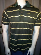 1988 Usga Open The Country Club Small Green Cotton Marshal Golf Shirt