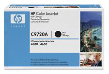 TONER ORIGINAL - HP 641A - C9720A - NOIR - NEUF