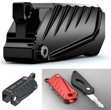 1x motorbike T6063 Aluminum Motorcycle Key Cover for BJ150/300 BN600