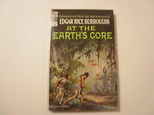 At the Earth's Core, Edgar Rice Burroughs, Ace Paperback, David Innes