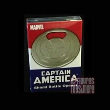 Marvel Comics Bottle Opener CAPTAIN AMERICA Metal DST In Stock Now!