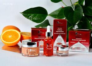AVA Laboratorium Asta C + Lift Day /Smoothing Night Cream, Face Serum, Eye Cream