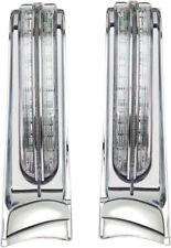 Ciro Chrome LED Panel Filler For Harley Davidson 14-17 FLHTK 40002