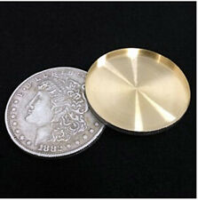 Expanded Shell Super Morgan Dollar,Magic Tricks,Coin,Props,Accessories,Close Up