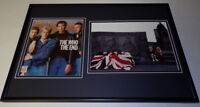 The Who Framed 12x18 Rolling Stone Cover & Photo Display