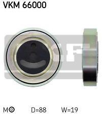 TENSIONER PULLEY , V-RIBBED BELT SKF VKM 66000
