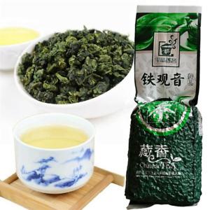 250g Chinese Anxi Organic Green Tea Tie Guan Yin Oolong Tea Tikuanyin Green Food