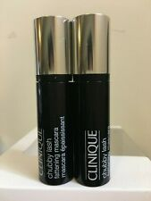Lot of 2 Clinique Chubby Lash Fattening Mascara 01 Jumbo Jet 0.14 oz/4 ml each