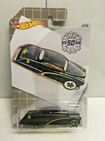 2019 Hot Wheels Larry Wood 50th Anniversary 1/10 Purple Passion NIP