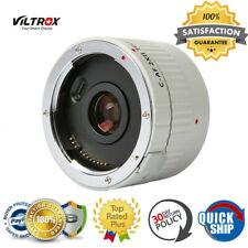 Viltrox Auto Focus 2X Lens Extender Teleconverter Ring For Canon EF Mount UK