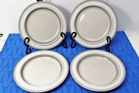 "LOT of 4 Salla by Arabia Finland Bread and Butter Plates 6 7/8"" by Ulla Procope"
