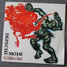 Depeche Mode, it's called a heart / fly on the windscre, SP - 45 tours import UK