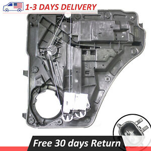 Fit Jeep Liberty 2008-12 Window Regulator Repair Front right Compass 07-11 10 PC