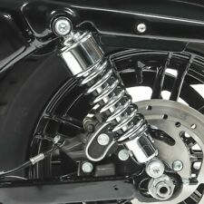 """Stossdämpfer 10,5"""" pour Suzuki Intruder VS 1400 Abaissement Chrome"""