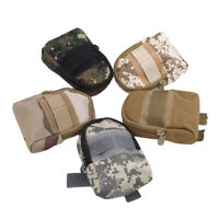 Outdoor Utility Tactical Pouch Belt Camping Running Bag Casual Waterproof G