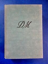 Rebecca by Daphne du Maurier, First Edition 1938, Country Life Press