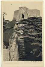 Y 189 ISLE OF WIGHT EARLY POSTCARD OF CARISBROOKE CASTLE