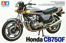 TAMIYA MOTORCYCLE SERIES NO.6 1:12 KIT IN PLASTICA MOTO HONDA CB750F   ART 14006