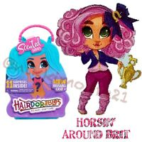 New Hairdorables 2020 Series 4 Doll HORSIN' AROUND  BRIT HTF Scented Case M.Seal