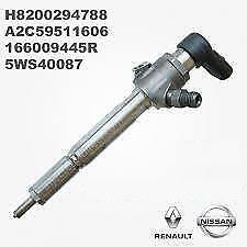 INIETTORE H8200294788 RENAULT CLIO III MEGANE SCENIC NISSAN QUASHQAI 1,5dCi