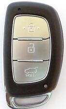 Smartkey Schlüssel Gehäuse HYUNDAI Sonata Tucson Elantra i40 Fernbedienung 3T