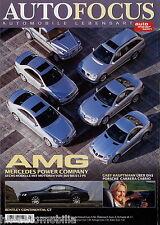 Auto Focus 3 05 2005 SLK 55 SL 65 AMG Lexus GS 430 BMW 750i Ferrari 360 Smart