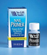 No Lift Nails - Acrylic Nail Primer .75oz/22ml