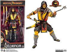 "Mortal Kombat 11 Scorpion 7"" inch Action Figure - McFarlane Toys - NEW!"