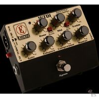 Eden WTDI World Tour Direct Box/Preamp DI Bass Pedal  3 Stage EQ + Power Supply