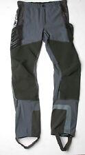 La Sportiva Stratos Racing Pantalones (M) Gris Amarillo