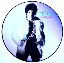 """NM/NM PRINCE U YOU GOT THE LOOK 12"""" VINYL PICTURE DISC"""