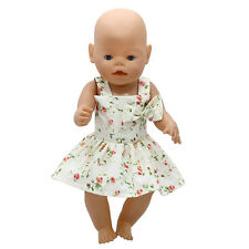 1set Doll Clothes Wearfor 43cm Baby Born zapf (only sell clothes ) MG-543