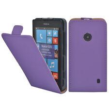 Etui für Nokia Handy in Violett