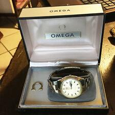 Omega F300 Electronic Geneve Chrono Day Date