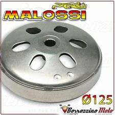 CAMPANA FRIZIONE MALOSSI MAXI CLUTCH 125mm HONDA SH i ABS 150 ie 4T LC 2013 >