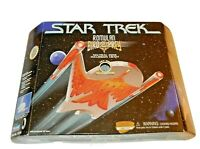 Playmates Star Trek Romulan Bird Of Prey Neutral Zone Incursion Craft 1997