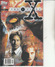 The X Files-Issue 2-Topps Comics  1995-lot1-Comic