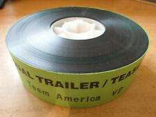 35mm TEAM AMERICA trailer.  Action comedy (2004). Film cells.
