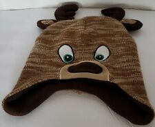 Boys or Girls Healthtex Christmas Reindeer Winter Hat  3T-5T Beanie Kids