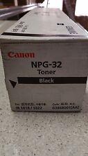 Canon Genuine Npg-32 Black Toner for IR 1018 IR 1020 NPG32 BRAND