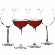 4PC 17OZ 480ML Unbreakable Stemmed Wine Glasses Tritan Dishwasher Safe Glassware