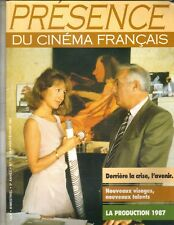 MICHEL SERRAULT NATHALIE BAYE French Presence Du Cinema Francais 1/88