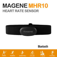 CG_ KF_ MHR10 Bluetooth 4.0 ANT+ Fitness Cycling Heart Rate Monitor Chest Strap