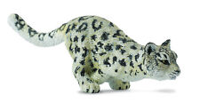 *NEW* CollectA 88498 Snow Leopard Cub Running - Wild Life 10cm
